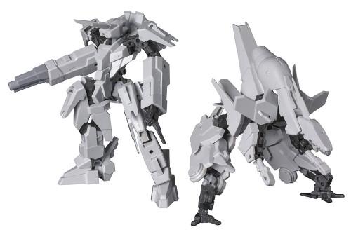 Kotobukiya FA085 Frame Arms Kobold + Strauss Armor Set Ver. F.M.E. : RE 1/100 Scale Kit