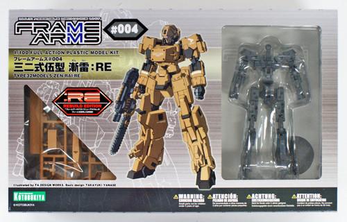 Kotobukiya Frame Arms FA101 Type 32-5 Zenrai : RE 1/100 Scale Kit