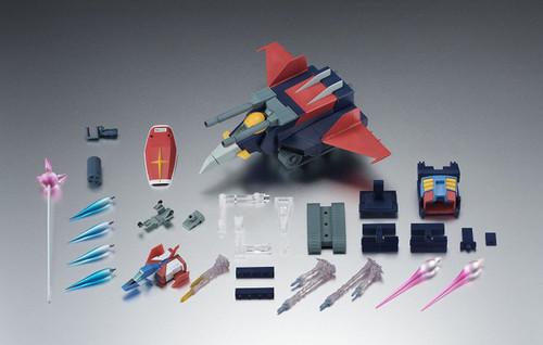 Bandai 128724 Robot Tamashii Gundam SIDE MS G Fighter ver. A.N.I.M.E. Figure