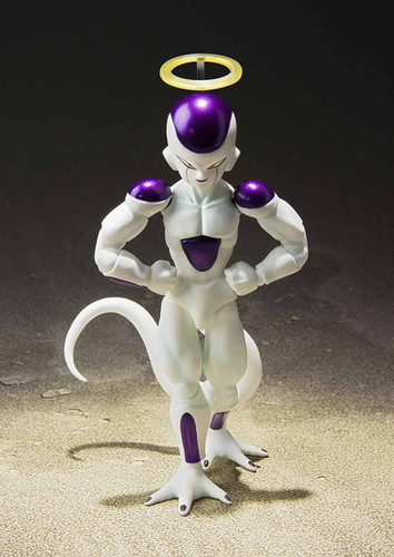 Bandai 208761 S.H. Figuarts Dragon Ball Frieza Ultimate Form -Resurrection- Figure