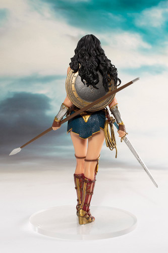Kotobukiya SV212 ARTFX+ DC Universe Justice League Wonder Woman 1/10 Scale Figure