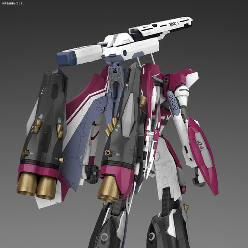 Bandai 195979 Macross Delta VF-31C Super Siegfried (Mirage Farina Jenius Use) 1/72 Scale Kit