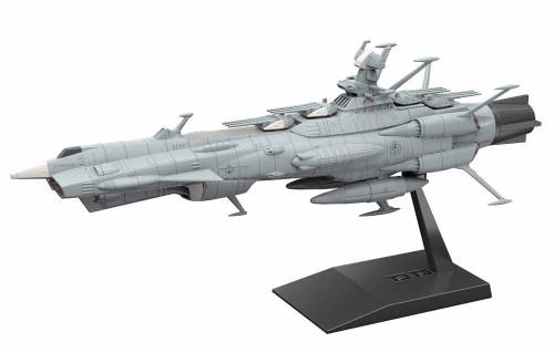 Bandai 197782 Space Battleship Yamato 2202 U.N.C.F AAA-1 Andromeda Non Scale Kit