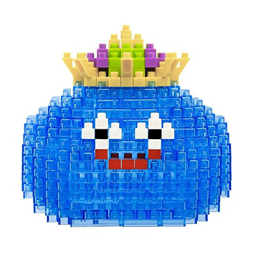 Kawada Dragon Quest nanoblock King slime 233248