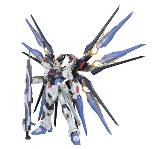 Bandai PG 655066 Strike Freedom Gundam (Gundam Seed Destiny) 1/60 Scale Kit