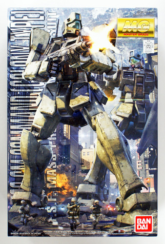 Bandai MG 222576 GUNDAM GM Command (Colony Type) 1/100 scale kit