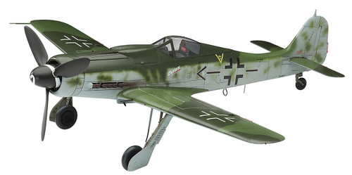 Hasegawa 08251 Focke-Wulf Fw190D-9 Barkhorn w/ Figure 1/32 scale kit