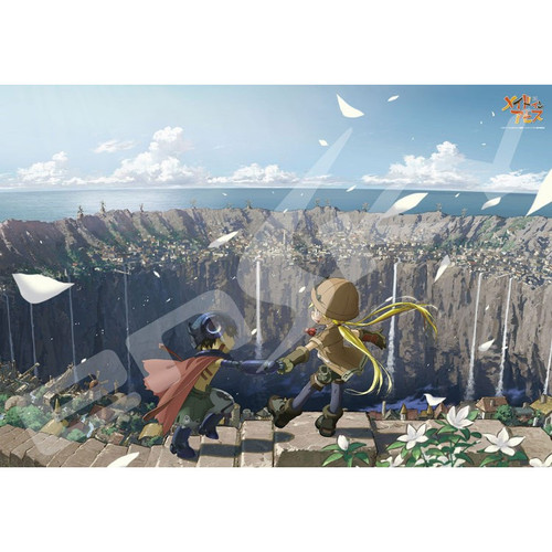 Ensky Jigsaw Puzzle 1000T-75 Made in Abyss (1000 Pieces)