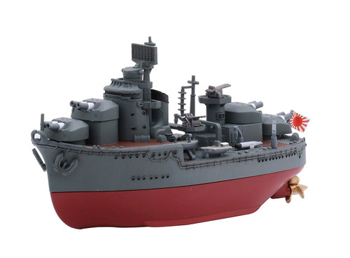 """Fujimi TK37 Chibi-maru Kantai Fleet Destroyer """"Fuyutsuki"""" non-scale kit"""