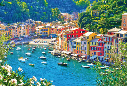 Beverly Jigsaw Puzzle M81-869 Portofino Italy (1000 S-Pieces)