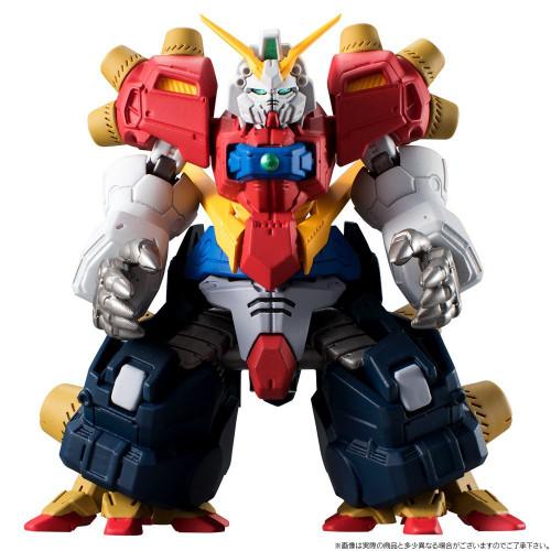 Bandai Candy FW Gundam Converge Selection EX19 Devil Gundam 4549660190004