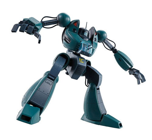 Bandai 192930 HI-Metal R Combat Mecha Government Type Timp Machine Figure