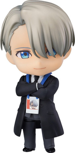 Orange Rouge Nendoroid 865 Victor Nikiforov: Coach Ver. (YURI!!! on ICE)