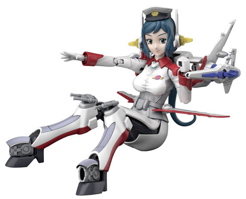 Bandai HG Build Fighters 067 Mrs. Loheng Rinko 1/144 Scale Kit