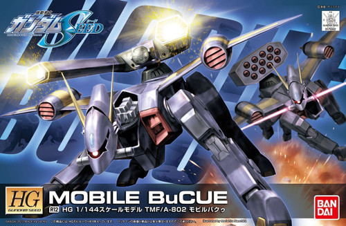 Bandai R12 Mobile BuCue 1/144 Scale Kit (HG Gundam Seed)