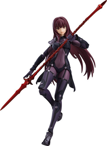 Max Factory figma 381 Lancer / Scathach (Fate/Grand Order)