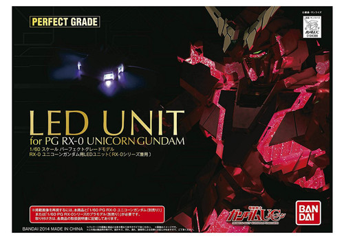 Bandai PG 943668 LED UNIT for PG RX-0 Unicorn Gundam 1/60 scale kit