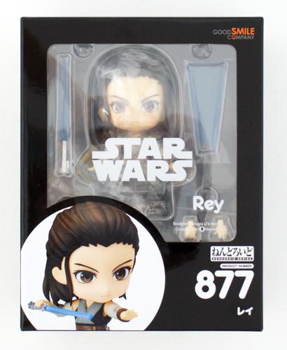 Good Smile Nendoroid 877 Rey (Star Wars: The Last Jedi)