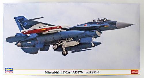 Hasegawa 07465 Mitsubishi F-2A 'ADTW' w/ASM-3 1/48 scale kit