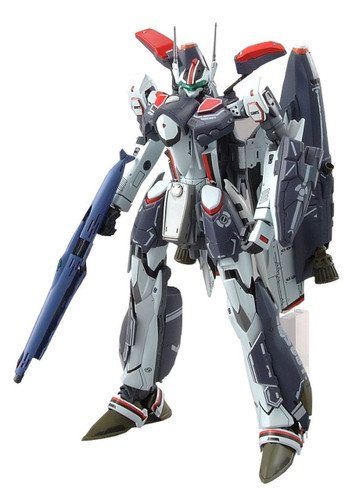 Bandai 581297 Macross Super Messiah Valkyrie Alto Type 1/72 Scale Kit