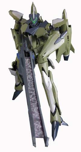 Bandai 619372 Macross VF-27 Gamma Lucifer Valkyrie Normal Type 1/72 Scale Kit