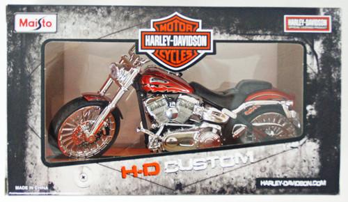 Aoshima Skynet 04422 Harley-Davidson 2014 CVO Breakout 1/12 Scale Finished Model
