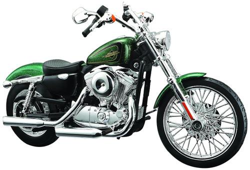 Aoshima Skynet 04477 Harley-Davidson XL 1200V Seventy-Two 1/12 Finished Model
