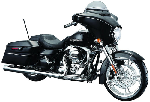 Aoshima Skynet 04484 Harley-Davidson 2015 Street Glide Special 1/12 Scale Finished Model