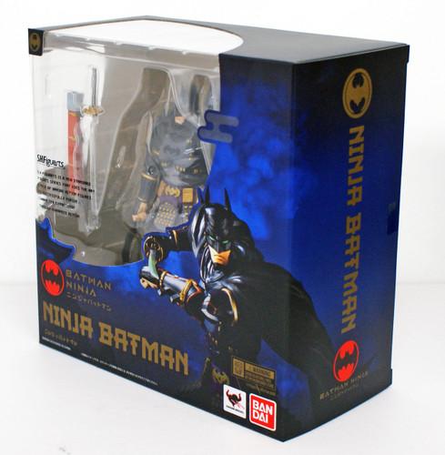 Bandai 259183 S.H. Figuarts Ninja Batman Action Figure