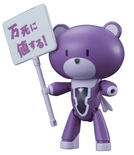 Bandai HG PETIT'GGUY 210597 Tieria Erde Purple & Placard 1/144 Scale Kit