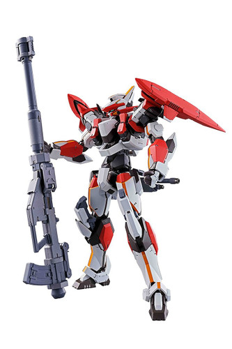 Bandai 177784 METAL BUILD Full Metal Panic Laevatein Ver. IV Figure