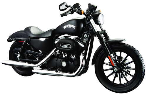 Aoshima Skynet 04460 Harley-Davidson 2014 Sportster Iron 883 1/12 Scale Finished Model