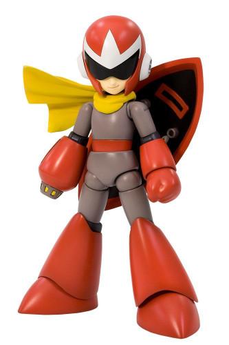 Kotobukiya KP472 Mega Man (Rockman) Proto Man Repackage Ver. 1/10 Scale Model Kit