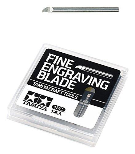 Tamiya 74136 Craft Tools Fine Engraving Blade 0.2mm