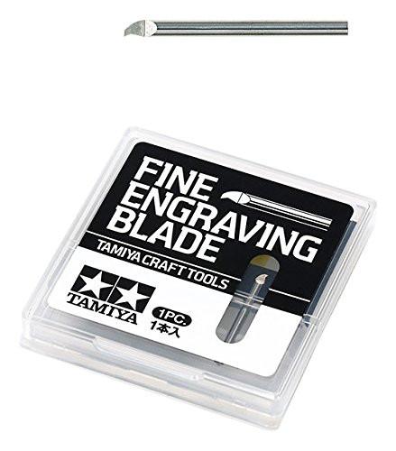 Tamiya 74137 Craft Tools Fine Engraving Blade 0.3mm