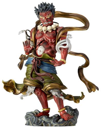 Kaiyodo Takeyashiki Jizai Okimono KT-017 Jinja Taishou Figure