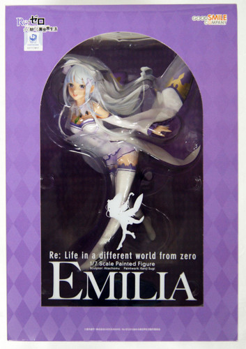 Good Smile Emilia 1/7 Scale Figure (Re:ZERO -Starting Life in Another World-)