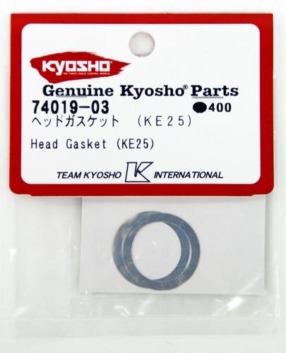 Kyosho  74019-03 Head Gasket (KE25)