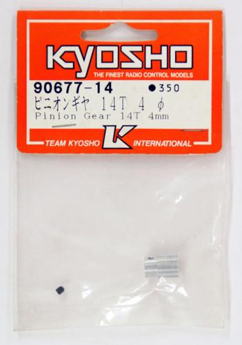 Kyosho  90677-14 Pinion Gear 14T 4mm