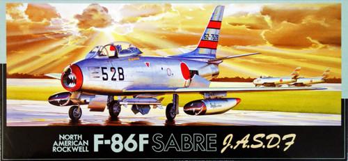 Fujimi F18 JASDF F-86F SABRE 1/72 Scale Kit
