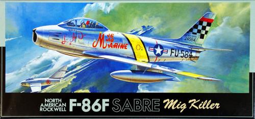 Fujimi F19 F-86F SABRE Mig Killer 1/72 Scale Kit
