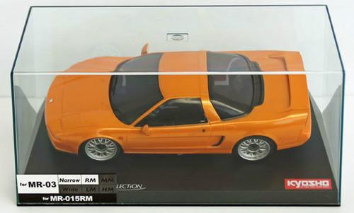 Kyosho Mini Z MZPP131PO (MZP131PO) Honda NSX Type S Zero (New Imola Orange Pearl