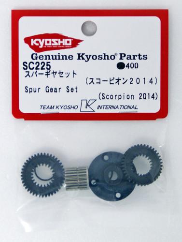Kyosho SC225 Spur Gear Set (Scorpion 2014)