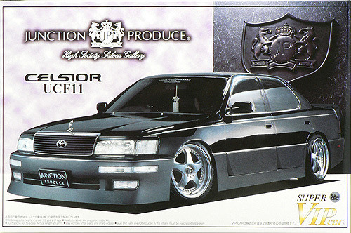 Aoshima 48528 Toyota Celsior UCF11 Junction P 1/24 Scale Kit