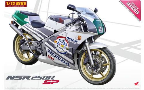 Aoshima Naked Bike 101 50057 Honda NSR250R SP 1989 1/12 Scale Kit