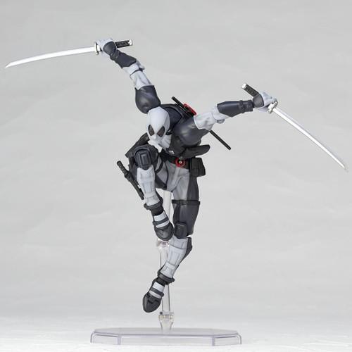 Kaiyodo Amazing Yamaguchi 001 EX Deadpool X-Force ver. Revoltech Figure