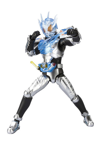 Bandai S.H. Figuarts Kamen Rider Build Cross-Z Charge Figure
