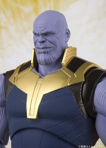 Bandai S.H. Figuarts Thanos Figure (Avengers: Infinity War)