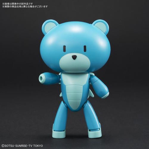 Bandai HG PETIT'GGUY 19 Divers Blue & Placard 1/144 Scale Kit