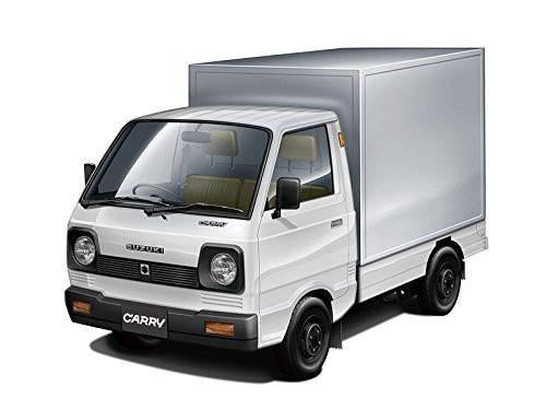 Aoshima 55878 The Model Car 79 Suzuki  ST30 Carry Panel Van 1/24 scale kit